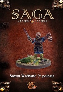 Saxon Starter Warband (4 points)