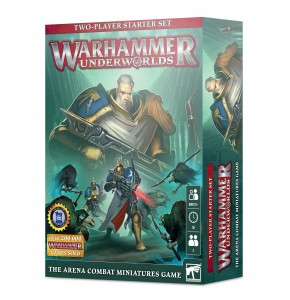 WARHAMMER UNDERWORLDS STARTER SET (ENGLISH)