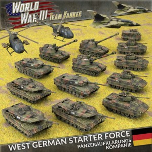 WWIII West German Army Deal (Plastic)