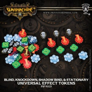 UNIVERSAL EFFECT BLIND KD SHADOW BIND STAT  TOKENS