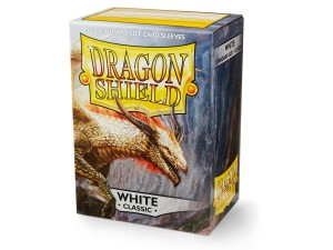 DRAGON SHIELD WHITE (100SZT.)