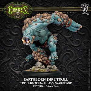 TROLLBLOOD EARTHBORN DIRE TROLL