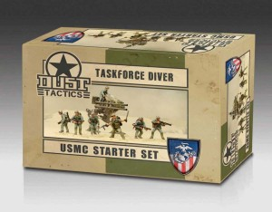 TASKFORCE DIVER - USA STARTER SET