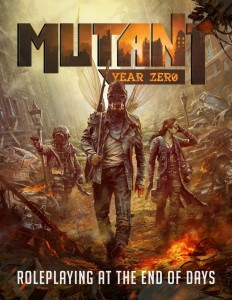 MUTANT: YEAR ZERO: COREBOOK