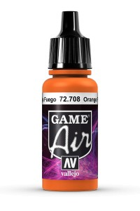 GAME AIR 72708 ORANGE FIRE