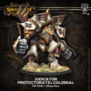 PROTECTORATE COLOSSAL JUDICATOR OR REVELATOR (1)  PLASTIC