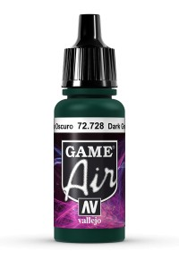 GAME AIR 72728 DARK GREEN