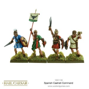 SPANISH CAETRATI COMMAND (4) [MADE TO ORDER]
