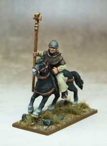 Mounted Christian Priest (Horse)