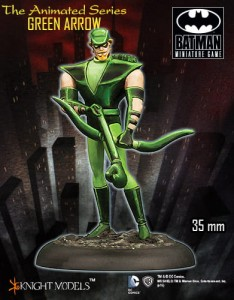 GREEN ARROW ANIMATED SERIES