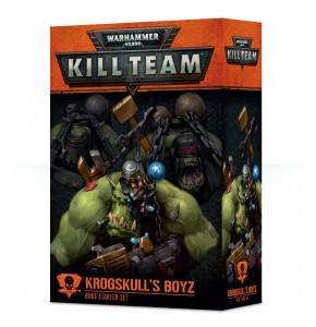 KILL TEAM: KROGSKULL'S BOYZ (ENGLISH)