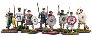Welsh Priodaur (Warriors)