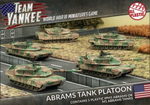 M1IP ABRAMS (5X PLASTIC) (REVISED 2017)
