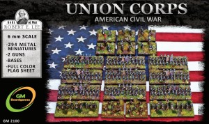 UNION CORPS - AMERICAN CIVIL WAR
