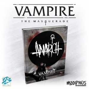 VAMPIRE: THE MASQUERADE: ANARCH