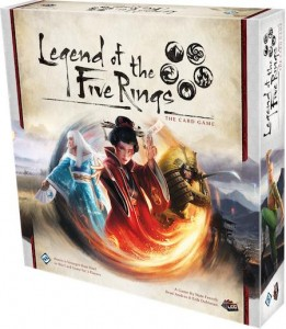 LEGEND OF THE FIVE RINGS THE CARD GAME (ANG)