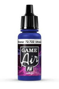 GAME AIR 72722 ULTRAMARINE BLUE