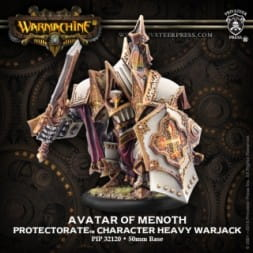 PROTECTORATE AVATAR RESCULPT  INC RESIN