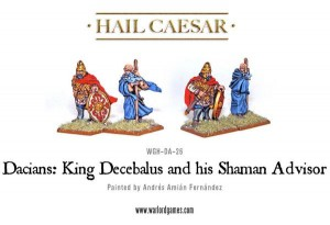 DECABALUS & SASAGES - DACIAN KING & ADVISOR (2)