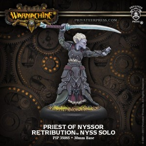 RETRIBUTION SOLO PRIEST OF NYSSOR