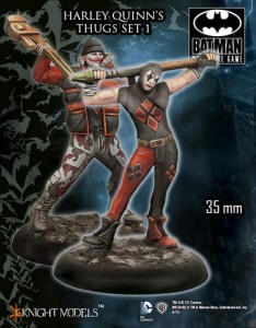 HARLEY QUINN´S THUGS SET I