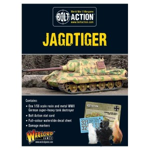 Jagdtiger heavy tank destroyer