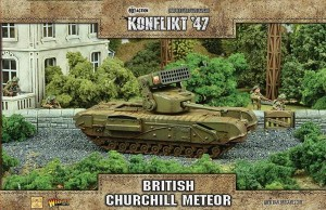 CHURCHILL METEOR