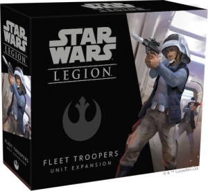 STAR WARS: LEGION FLEET TROOPERS UNIT