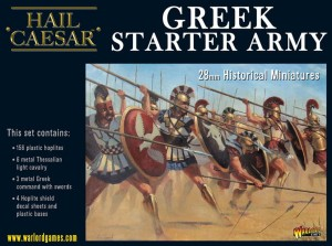 GREEK STARTER ARMY