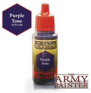 QS PURPLE TONE INK