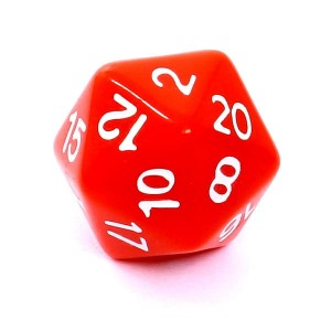 REBEL D20 DIE MATT