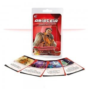 Aristeia Advanced Tactics Decks