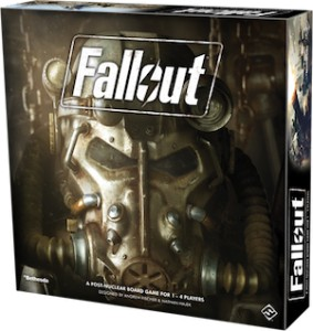 FALLOUT BOARD GAME (ENG)