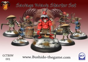 THE SAVAGE WAVE STARTER SET