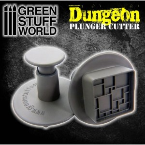DUNGEON PLUNGER CUTTER SET
