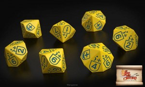 COSSACK DICE SET (10)