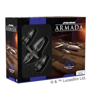 Separatist Alliance Fleet Expansion Pack: Star Wars Armada