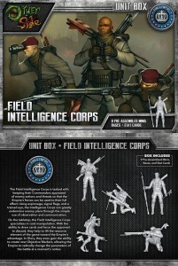 FIELD INTELLIGENCE CORPS