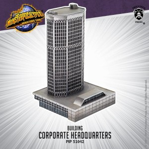 MONPOC BUILDING - CORPORATE HQ