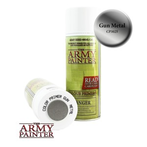 Colour Primer - Gun Metal