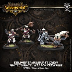 PROTECTORATE DELIVERER SUNBURST CREW (3)