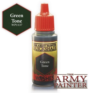 QS GREEN TONE INK