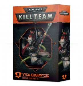 KILL TEAM COMMANDER: VYSA KHARAVYXIS (ENG)