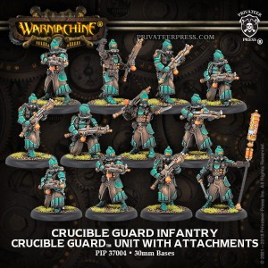 CRUCIBLE GUARD INFANTRY & CA (12)