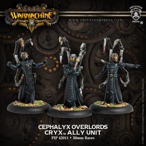 CRYX ALLIES CEPHALYX OVERLORDS (3)