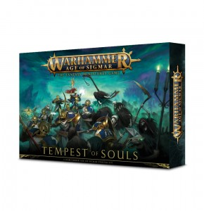 AGE OF SIGMAR: TEMPEST OF SOULS (ENG)