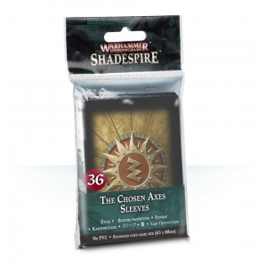 WH UNDERWORLDS: CHOSEN AXES SLEEVES