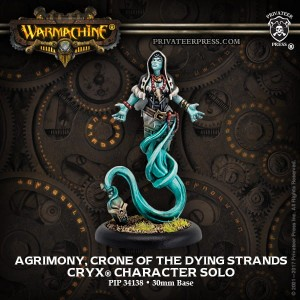 CRYX SOLO CRONE OF DYING STRAND - AGRIMONY
