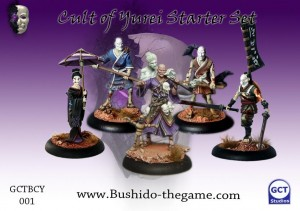 THE CULT OF YUREI STARTER SET