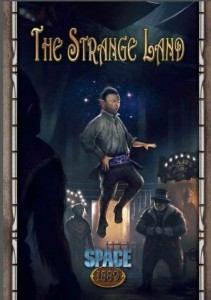 SPACE 1889: THE STRANGE LAND (SAVAGE WORLDS EDITION)
